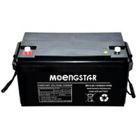 Ms-Hse-65-12 AGM Rechargeable Maintenance-Free Sealed Motorcycle Battery
