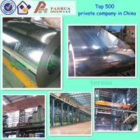 EXCELLENT QUALITY:HDGI sgcc hot dipped galvanized steel coil and sheet