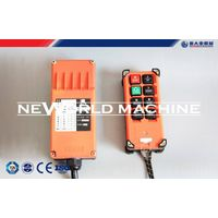 F21 - E2b Series Industrial Suspended Platform Parts Hoist Wireless Radio Remote