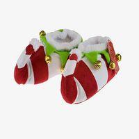 Plush shoes home use ordinary Christmas shoes thumbnail image