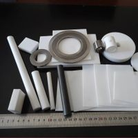 PTFE resion molded sheet