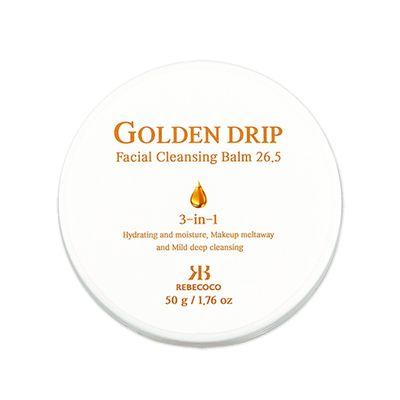 Golden Drip Facial Cleansing Balm 26.5