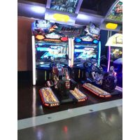 Game Machine Initial D4 Arcade Game Machine