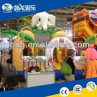 inflatable slide combo, castle inflatable