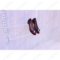 White Single Shoe Rack For Heels