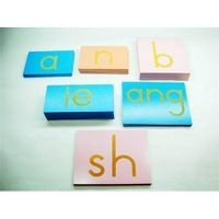 Montessori Chinese Standpaper letters thumbnail image