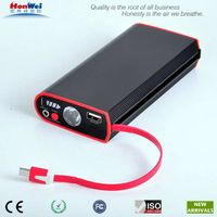 multifunction jump starter battery