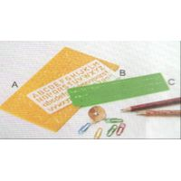Lettering Stencil Ruler