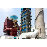 Waste heat recovery boiler
