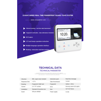 Z-5000C Online IP Based Data Downloader Communication Base for Guard Tour System