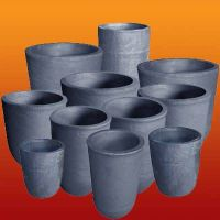 graphite crucible for melting metal carbon crucible