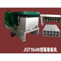 JQT double-layer hole lightweight partition board extruder for building material