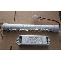 LED tube lighting emergency module with power pack thumbnail image