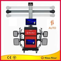3D Wheel Aligner/wheel alignment machine(SS-3D-A4 PLUS)