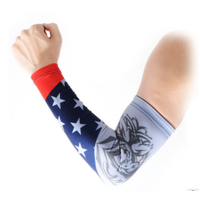 Anti-UV coolmax arm sleeves for cycling,basketball,climbing,running