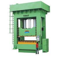 Sliding Frame Precision Hydraulic Molding Machine