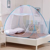 Foldable Pop up Mosquito Net Tent useful for Home / Terrace / Outdoor Camping Portable net for bed