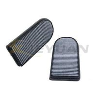 Activated Carbon Cabin Air Filter 64118390447 2pcs Fits BMW 7-Series E38 1994-2001