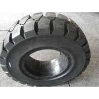 Forklift solid tyres  300-15