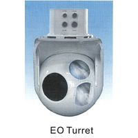 IR Thermal Imager and Target Tracking Eo Turret