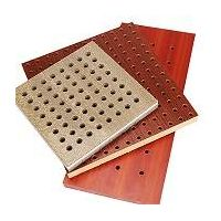 Office Building Application Sound-absorbing Board Wall Perforated Acoustic Panel thumbnail image