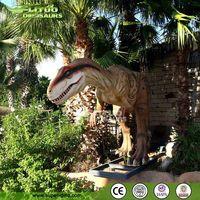 Playground Amusement Lifesize Outdoor Realistic Dinosaur Model