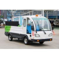 High-Quality Electric Garbage Truck [FREE FREIGHT WORLDWIDE] thumbnail image