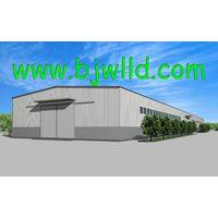 prefabricated buildings(light steel structure warehouse)