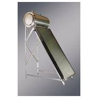 flat thermosyphone solar water heater