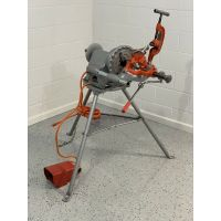 Ridgid 15682 300 Complete Pipe Threading Machine (Refurbished) 1224 Compact 811A