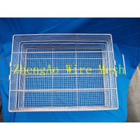 manufacturer of metal medical disinfection basket