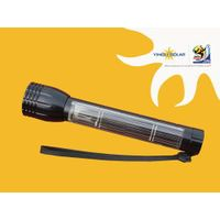 Solar Flashlight JS-01
