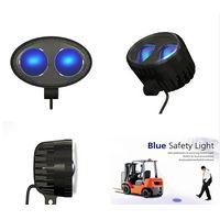 8W LED Car Charge Atmosphere Light Lamp Blue Glow Car LED Blue Car Auto Charge Interior Light thumbnail image