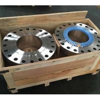 ASTM A182 Welding Neck Flange, 10 Inch (DN 250), 900LBS, SCH80, ASTM A182 F304L, RF Ends thumbnail image