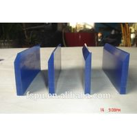 Clean Snow polyurethane scraper blade
