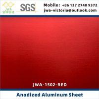 Satin Finish Clear Anodized Aluminum Sheet, Coil Anodizing Aluminum For Matel Cladding Material thumbnail image