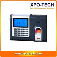 2013 Hot sale cheap fingerprint time attendance X628 rfid access control system