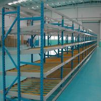 Flow-through Racking /Warehouse Racking /Industry /Manufacturer