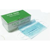 Surgical Disposable 3 Ply Face Mask Available