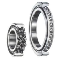 Advanced Germany Machines Manufactured High Speed Angular Contact Ball Bearing