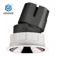 7-40W Patent Licensing Wall Washer LED Spot Downlight thumbnail image