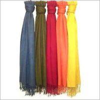 bulk purchase of dyed pashmina shawls thumbnail image