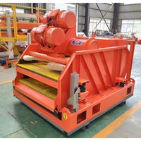 API oilfield double deck shale shaker
