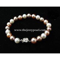 freshwater pearl bracelet JB-0105 thumbnail image