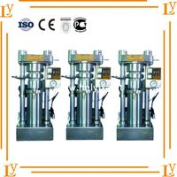 walnut sesame Canola hydraulic oil cold press machine thumbnail image