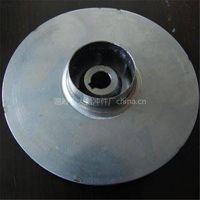 stainless steel impeller with the diameter of 200mm