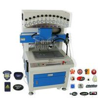 high-tech rational useful jeans/cloth label dripping/dispensing Machine