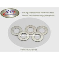 Stainless Steel Flat Washer (HSS-026)