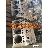 OM501LA cylinder block