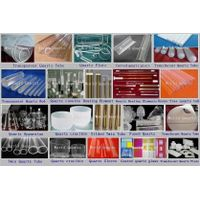 optical fused silica glass for UV & IR system